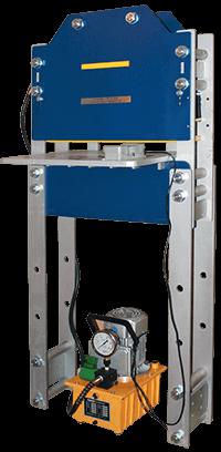 Пресс гидравлический с электро приводом.